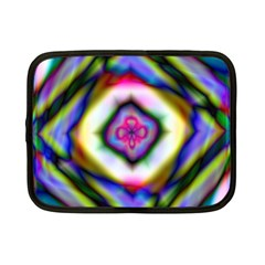Rippled Geometry  Netbook Case (Small) from ArtsNow.com Front