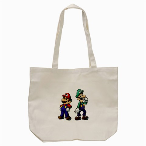 Carson's Collectibles Tote Satchel Bag (2-Sided) of Super Mario and Luigi Portrait (Super Mario Bros.) at Sears.com