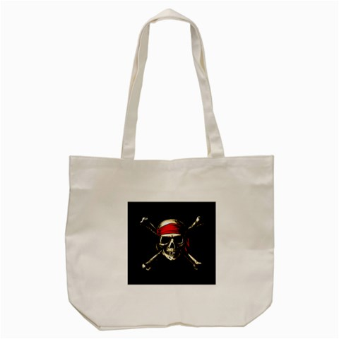 Carson's Collectibles Tote Satchel Bag (2-Sided) of Pirate Skull and Crossbones with Red Bandana at Sears.com