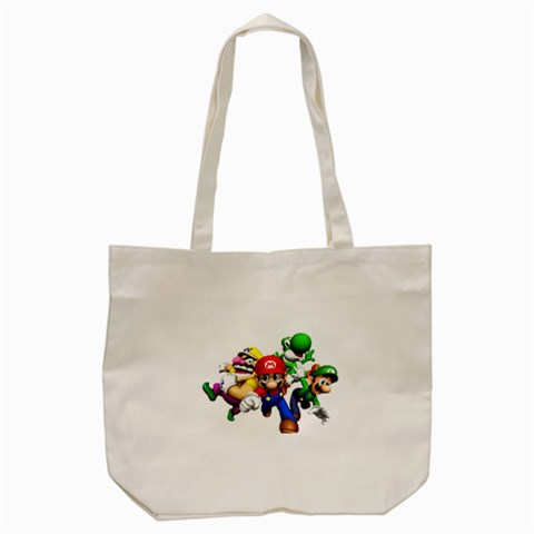 Carson's Collectibles Tote Satchel Bag (2-Sided) of Super Mario Bros. Mario and Luigi Wario and Yoshi at Sears.com