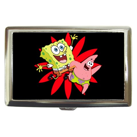 Carson's Collectibles Cigarette Money Case of Spongebob Squarepants and Patrick Star Jumping (Sponge Bob Square Pants - Starfish) at Sears.com
