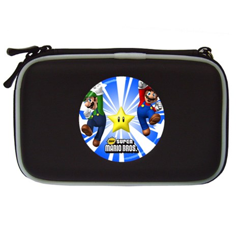 Carson's Collectibles Nintendo DS Lite Black Carrying Case of Super Mario and Luigi New (Super Mario Bros.) at Sears.com