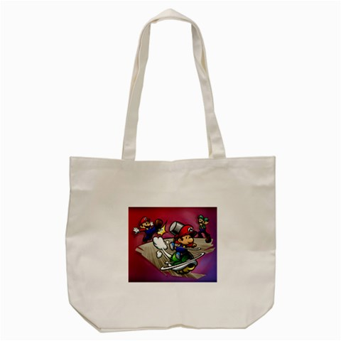 Carson's Collectibles Tote Satchel Bag (2-Sided) of Super Mario Bros. Mario and Luigi Shell Attack at Sears.com