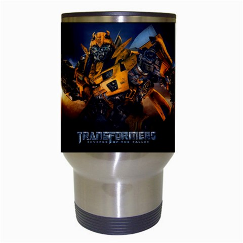 Carson's Collectibles Travel Coffee Drink Mug of Transformers Bumblebee in Egypt at Sears.com