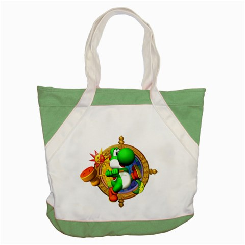 Carson's Collectibles Accent Tote Bag Green of Yoshi from Mario Party at Sears.com