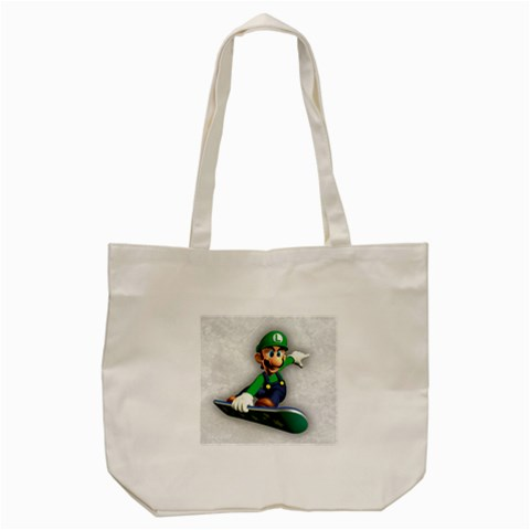Carson's Collectibles Tote Satchel Bag (2-Sided) of Super Mario Bros. Luigi on Flyboard (Snowboard) at Sears.com