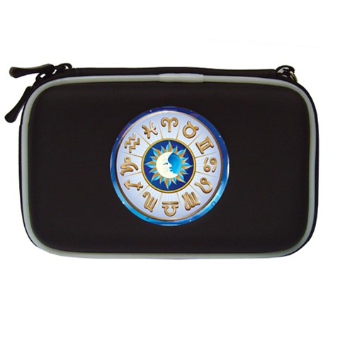 Carson's Collectibles Nintendo DS Lite Black Carrying Case of Astrology Wheel (Zodiac Signs) at Sears.com