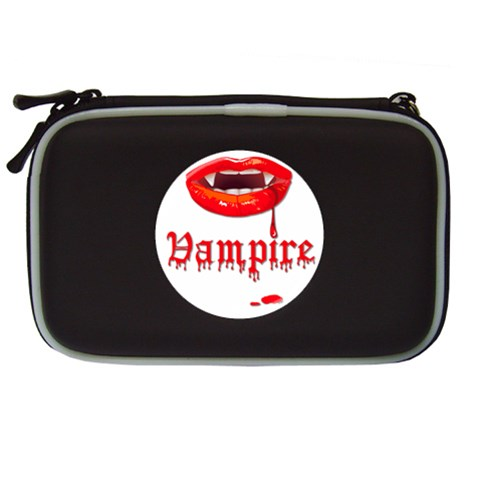 Carson's Collectibles Nintendo DS Lite Black Carrying Case of Vampire Fangs with Vampire (Twilight) at Sears.com