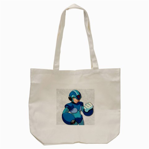 Carson's Collectibles Tote Satchel Bag (2-Sided) of Vintage Retro Megaman (Mega Man) Fist at Sears.com