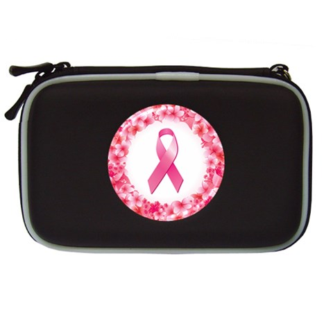 Carson's Collectibles Nintendo DS Lite Black Carrying Case of Breast Cancer Awareness Pink Ribbon with Flowers at Sears.com