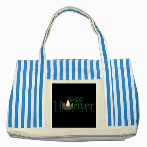 Carson's Collectibles Striped Blue Tote Bag of World of Warcraft (WoW) Hunter Class at Sears.com