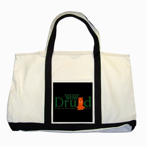 Carson's Collectibles Two Tone Tote Bag of World of Warcraft (WoW) Druid Class at Sears.com
