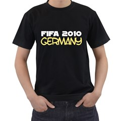 Fifa 2010 Germany ( Black T Front