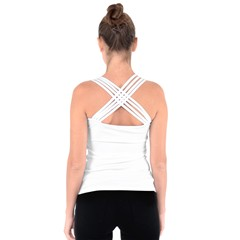 Criss Cross Back Tank Top