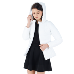 Women s Hooded Puffer Jacket