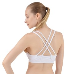 Back Weave Sports Bra