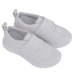 Kids  Velcro No Lace Shoes