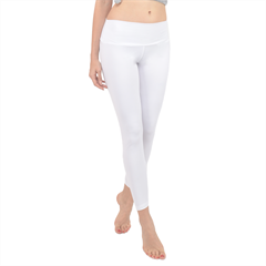 Lightweight Velour Classic Yoga Leggings
