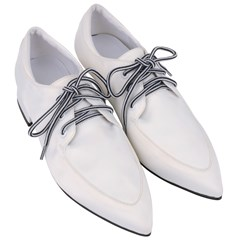 Women s Pointed Oxford Shoes