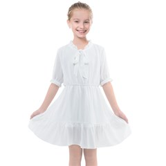 Kids  All Frills Chiffon Dress