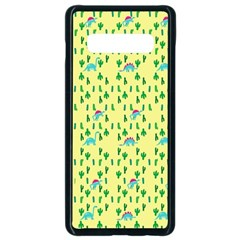Samsung Galaxy S10 Plus Seamless Case (Black)