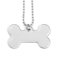 Dog Tag Bone (One Side)
