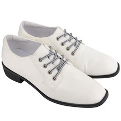 Women Heeled Oxford Shoes
