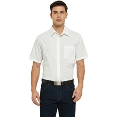 Men s Short Sleeve Pocket Shirt