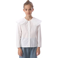 Kids  Peter Pan Collar Blouse