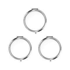 Mini Round Mirror (Pack of 3)