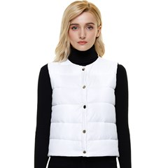 Women s Button Up Puffer Vest