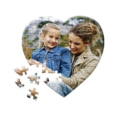 Jigsaw Puzzle (Heart)