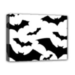 Deathrock Bats Deluxe Canvas 16  x 12  (Stretched)