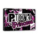 Punk Princess Deluxe Canvas 18  x 12  (Stretched)