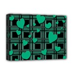 Green love Deluxe Canvas 16  x 12