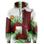 Boot in the grass Men s Pullover Hoodie