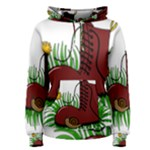 Boot in the grass Women s Pullover Hoodie
