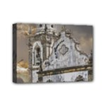 Exterior Facade Antique Colonial Church Olinda Brazil Mini Canvas 7  x 5