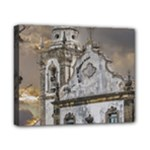 Exterior Facade Antique Colonial Church Olinda Brazil Canvas 10  x 8
