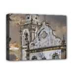 Exterior Facade Antique Colonial Church Olinda Brazil Deluxe Canvas 16  x 12