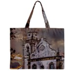 Exterior Facade Antique Colonial Church Olinda Brazil Zipper Mini Tote Bag