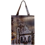 Exterior Facade Antique Colonial Church Olinda Brazil Zipper Classic Tote Bag