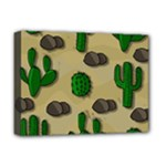 Cactuses Deluxe Canvas 16  x 12