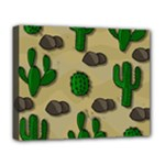 Cactuses Deluxe Canvas 20  x 16