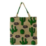Cactuses Grocery Tote Bag
