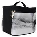 Wolf Moon Mountains Make Up Travel Bag (Small)