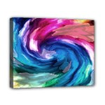 Water Paint Canvas 10  x 8  (Stretched)