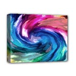 Water Paint Deluxe Canvas 14  x 11  (Stretched)