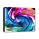 Water Paint Deluxe Canvas 16  x 12  (Stretched)