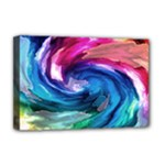 Water Paint Deluxe Canvas 18  x 12  (Stretched)